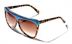 Цветные очки. Это стильно?-ochki_2013_s_zgivotnim_printom-jpg