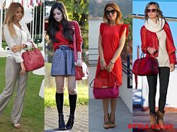 Цвет сумки и обуви - должен ли быть одинаковым?-style-co_-ua-krasnaya-sumka-450x337-jpg