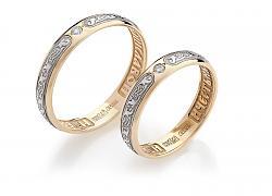 Сочетание золота и серебра!-venchalnue_kolca-jpg