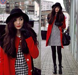 Черная шляпка под красные сапоги, стильно?-s-chem-nosit-krasnoe-palto-2-jpg