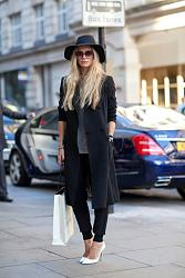 Черная шляпка под красные сапоги, стильно?-lfw-r-jpg