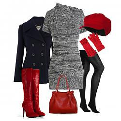 Черная шляпка под красные сапоги, стильно?-s-chem-nosit-krasnye-sapogi-4-jpg