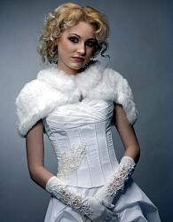 Меховая накидка для невесты-1420399470_6-jpg
