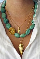 Можно ли вместе носить золотую цепочку и бусы?-fabfashionfix-com_-jpg