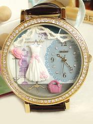 Гламурные часы для девушек-11-8-jpg