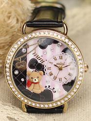 Гламурные часы для девушек-11-jpg