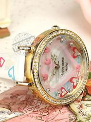 Гламурные часы для девушек-22-8-jpg