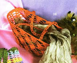 Летние вязанные сумки-11-jpg