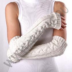Перчатки с укороченными пальцами - гловелетты-good1684-jpg