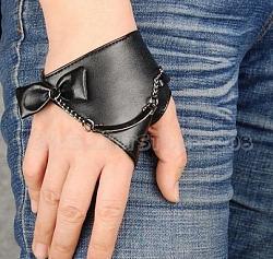 Перчатки с укороченными пальцами - гловелетты-11-2-jpg