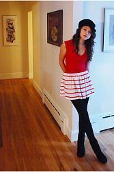 Черная шляпка под красные сапоги, стильно?-11-2-jpg