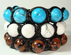 Шамбала, а так же различные браслеты из натуральных камней.-11-13-jpg