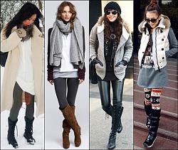 Когда худым девушкам противопоказаны лосины?-how-wear-leggings-3-jpg