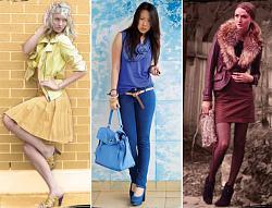 Сочетание разных оттенков цвета в одежде.-2-monochromatic-1-jpg