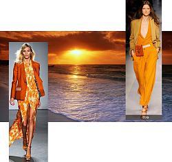 Сочетание разных оттенков цвета в одежде.-analogous_orange_x-jpg