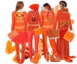 Сочетание разных оттенков цвета в одежде.-c600x499-jpg