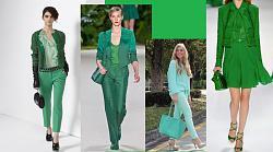 Сочетание разных оттенков цвета в одежде.-dvf-jpg