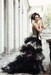 Чёрное свадебное платье - безвкусица или вызов?-55e13671001-svadebnyj-salon-chernoe-svadebnoe-plate-n5007-jpg