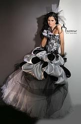 Чёрное свадебное платье - безвкусица или вызов?-t4_1931801-jpg