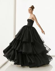 Чёрное свадебное платье - безвкусица или вызов?-chernye-svadebnie-platya-12-jpg