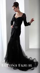 Чёрное свадебное платье - безвкусица или вызов?-il_430xn-100440155-jpg