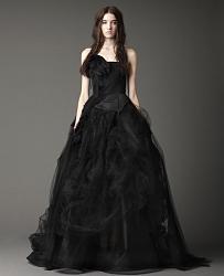 Чёрное свадебное платье - безвкусица или вызов?-jocelyn_32031-jpg