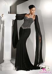 Чёрное свадебное платье - безвкусица или вызов?-951-674x949-1346826902-jpg