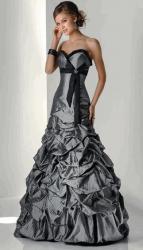 Чёрное свадебное платье - безвкусица или вызов?-black-wedding-dresses-5-jpg