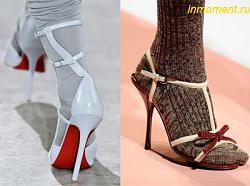 Носки с босоножками или сандалиями.-stockings-socks-2010-9-jpg
