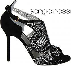 Люксовая обувь от Sergio Rossi.-sergio-rossi-crystal-embellished-sandal-fall-2012-jpg