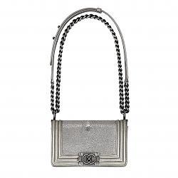 Chanel - вечная классика.-silver-exotic-leather-boy-chanel-bag_sac-boy-chanel-argent%C3%A9-en-cuir-exotique-jpg