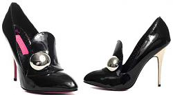 Betsy Johnson - мода для молодежи.-betsey-johnson-button-shoes-jpg