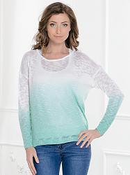 Градиентная мода или переход цвета в одежде-1390308-1-jpg