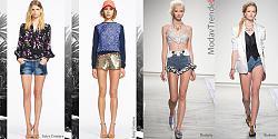 Актуальность шортов в новом сезоне-shorts-spring-summer-2014-3-jpg