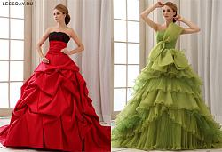 Свадебное платье-cvetnye-svadebnye-platya-3-jpg