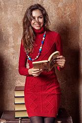 Модный свитер сезона 2013-2014. Какой он?-11-jpg