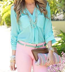 Мятный цвет в весенне-летней одежде-8074_600-jpg