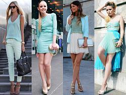 Мятный цвет в весенне-летней одежде-image16793-jpg