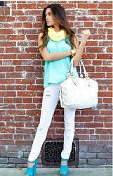 Мятный цвет в весенне-летней одежде-mint-color-trend-3-jpg