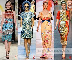 В этом сезоне не модны тусклые наряды-modnie_platiya_2013_1-1-jpg