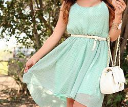 Мятный цвет в весенне-летней одежде-11-1-jpg