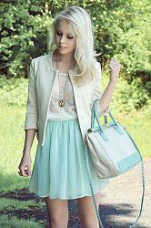 Мятный цвет в весенне-летней одежде-11-11-jpg