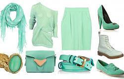Мятный цвет в весенне-летней одежде-22-3-jpg
