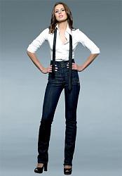 Модно ли носить джинсы с низкой посадкой?-style321-jpg