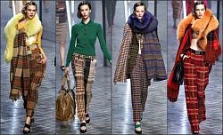 Одежда в клетку - новый тренд сезона-picnik-collage-jpg