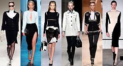 Cамый популярный цвет зимней одежды-monohrom2-jpg