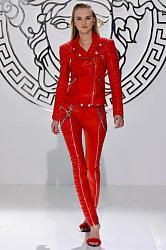 Платья и брюки из натуральной кожи-versace-pants-399x600-jpg