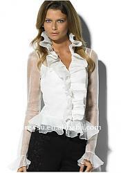 Какое белье носить под белую шифоновую блузку-ladies_casual_clothing_romantic_ruffles_long_sleeve_blouse-jpg