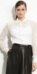 Какое белье носить под белую шифоновую блузку-b1-jpg