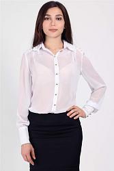 Какое белье носить под белую шифоновую блузку-2565525-jpg